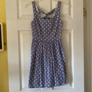 Cute polkda dot dress